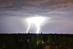DSC01547 (Mathias Apitz (München)) Tags: wetter weather gewitter wolken blitze sky clouds lightstorm lightnings natur nature haar münchen munich mathias apitz
