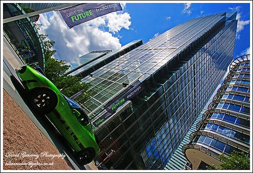 London Drive the Future