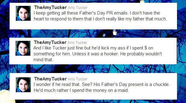 Hooker or Maid Tweets