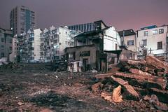 #SHANGHAiMAGE#Another Night in ShanghaiRUINS of ... (gropius(Shanghaimage.com)) Tags: shanghai