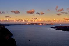Port of Call, Santorini! (AgarwalArun) Tags: sonya7m2 sonyilce7m2 sony santorini greece island cycladicisland thira firasantorini aegean landscape scenic nature views