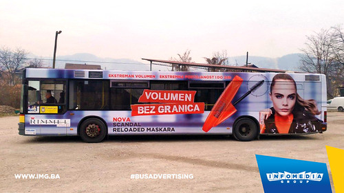 Info Media Group - Rimmel, BUS Outdoor Advertising, 12-2016 (1)