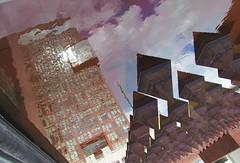 Inversa (L4nders) Tags: ciudaddemexico centrohistorico cielo art arte architecture arquitectura escultor escultura estatua esculturas espejo de agua