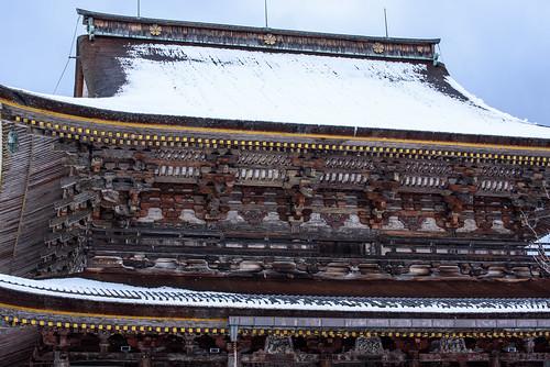 金峯山寺2・Kimpusenji Temple