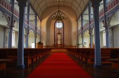 Hanko Church Interior