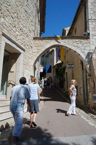 St. Paul de Vence, Cote d'Azur 蔚藍海岸 聖保羅