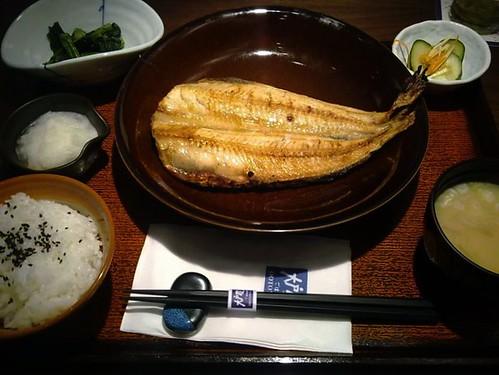 Sumiyaki Shima Hokke Teishoku