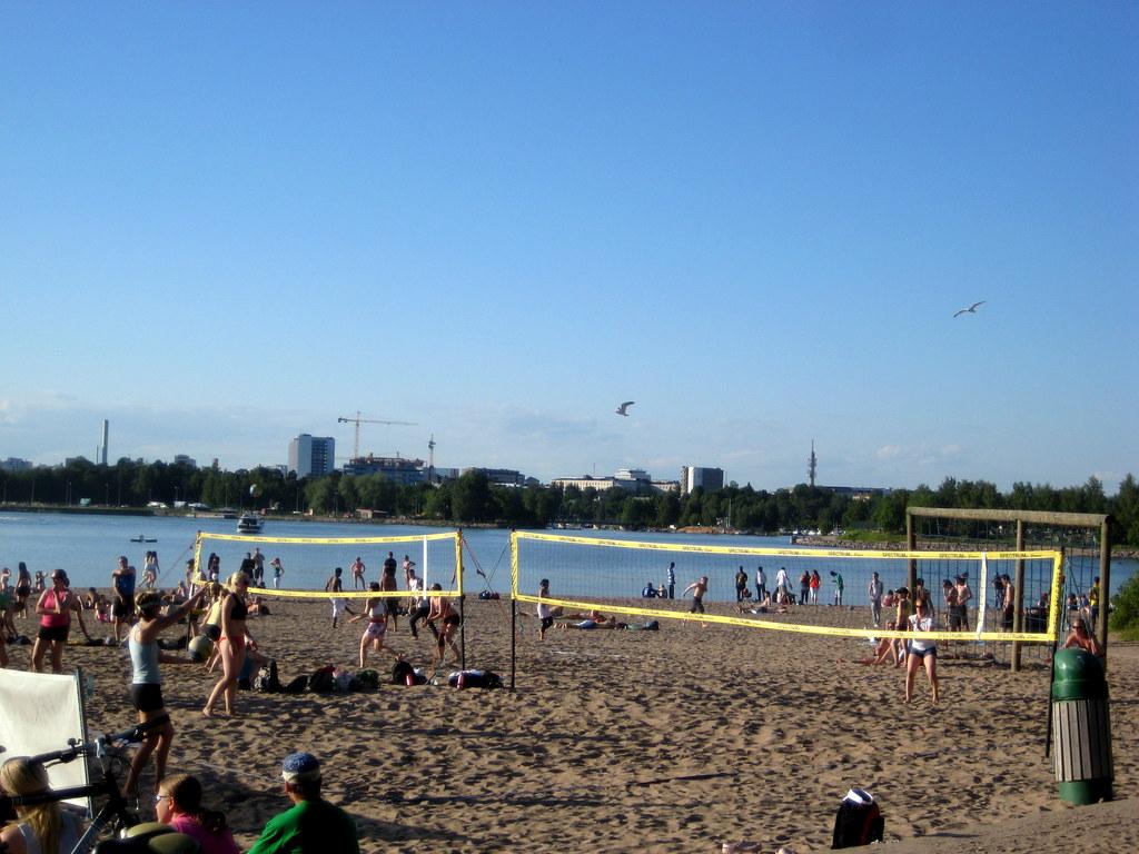 La Playa de Töölö