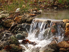 Hotsprings Runoff (kangal3632) Tags: turkey termal ilice lakeiznik