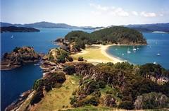 920301 Bay of Islands (rona.h) Tags: newzealand march rhonda 1992 bayofislands cacique ronah motuarohiaisland worldtrekker motuarohia vancouver27 bowman57