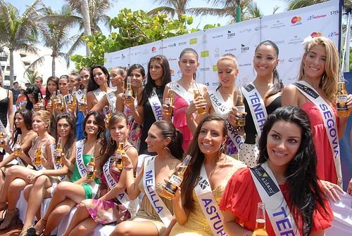 Miss España 2009 Cancún
