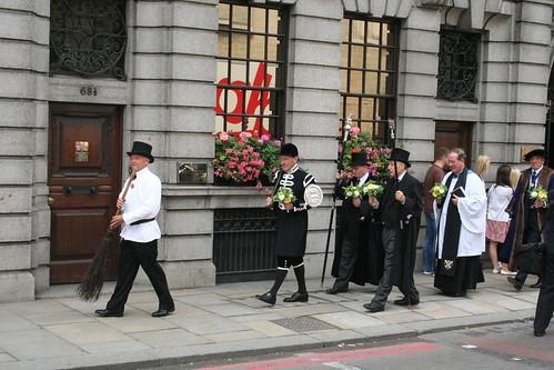 Vintners procession