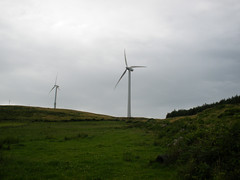Saturday spin - Cronelea Wind Farm (St.Stello) Tags: ireland pinky cowicklow croneleawindfarm