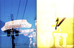 diptych, half-frame xpro double-x. venice beach, ca. 2009. (eyetwist) Tags: ocean california venice film beach contrast analog pen vintage la losangeles los xpro crossprocessed nikon diptych cross pacific angeles doubleexposure crossprocess grain slide olympus ishootfilm socal venicebeach 1960s analogue halfframe process coolscan processed westla revue 90291 penft supersaturated olympuspenft angeleno oceanfrontwalk eyetwist 4000ed agfaprecisact originallyshotonfilm zuiko38mmf18 ishootkonica emusion filmexif filmtagger eyetwistkevinballuff wstla