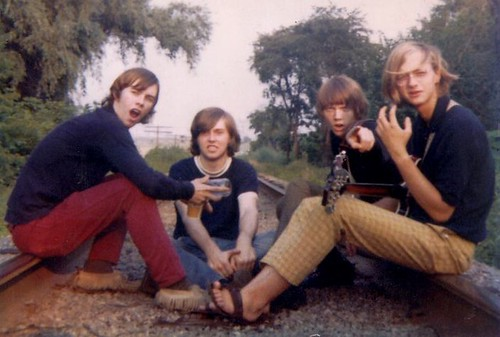 Psychedelic Propeller Blues Rock Band circa 1967