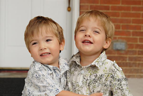 Joseph and Caleb