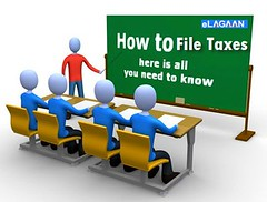Steps to file income tax return in india