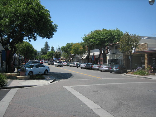 Downtown Los Altos 007