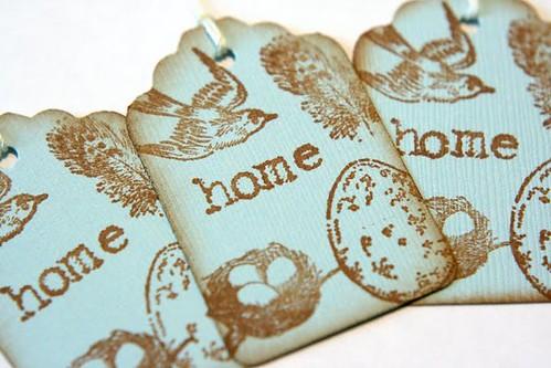 Bird tags