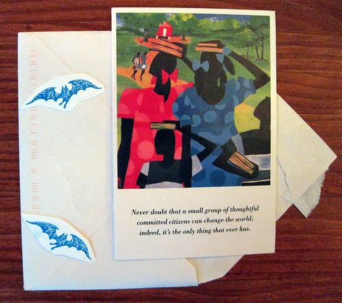 Books + bats