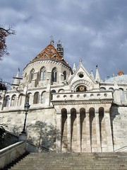 Fishermen`s Bastion