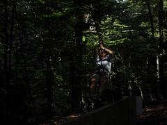 SDC11843 (strongwater) Tags: dave jan bo velbert klettern witte klimmen svenja ilka luza strongwater waldkletterpark