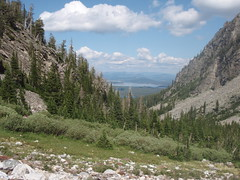 Paintbrush canyon (audrey_hagen) Tags: tetons cascadecanyon paintbrushcanyon