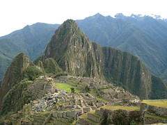 Peru Travel: The famous view of Machu Picchu