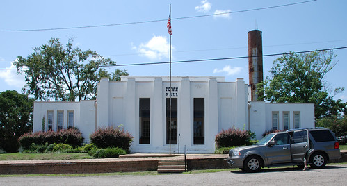 City Hall, Summit, MS