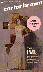 The Seven Sirens (McClaverty) Tags: mystery illustration paperback murder pulp suspense robertmcginnis carterbrown