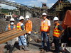 Construct Concrete Sump Tertiary CPP
