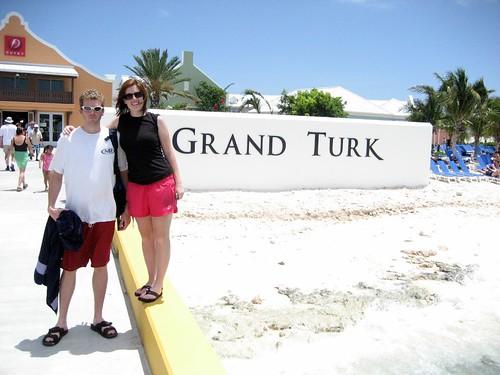 Leaving Grand Turk