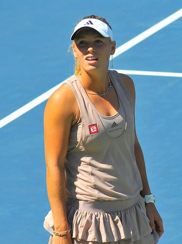 Caroline Wozniacki, 2009 US Open