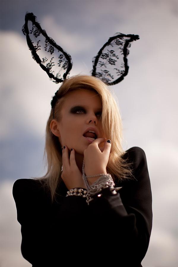 Bunny Styling by Caroline Blomst