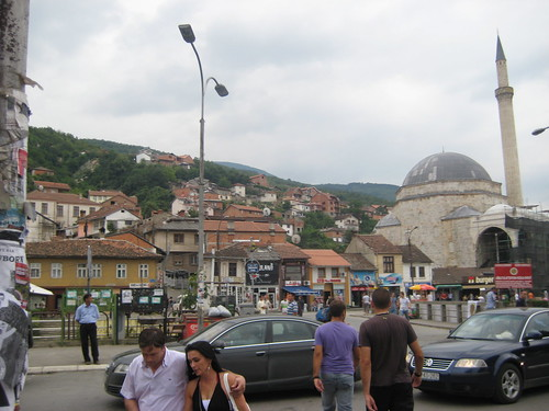 Shadervan area in Prizren