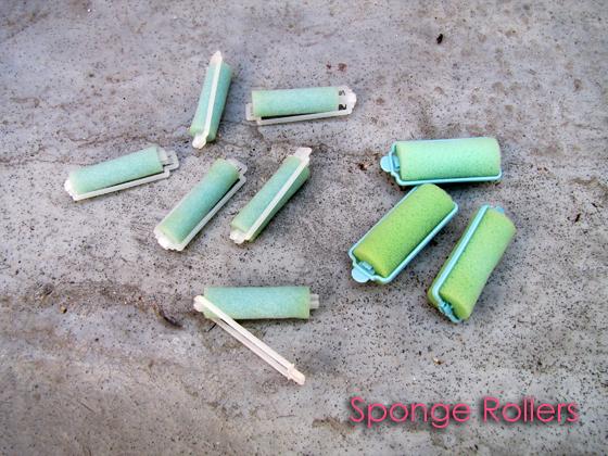 Sponge-Rollers-hair-styling-tools