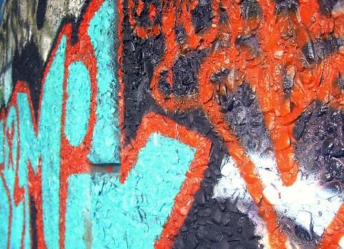 Underpass Grafitti III