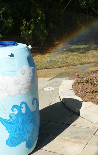 rain-barrel-and-rainbow