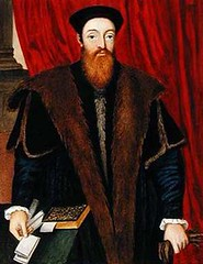 Sir John Cheke, tutor of Edward VI and the man who identified the individuals he had known who were sketched by Hans Holbein (lisby1) Tags: from city portrait men english up hat sarah century court john paper private fur beard costume published elizabeth arms d queen moustache collection wc watercolour to scholar professor coats collar elizabethan gouache sir 16th trade essex memoirs 1825 crests tutor countess emblems 1838 cheke c17th 99male 151457 stc146190