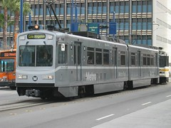Light Rail New Paint Test