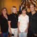 Casey Thompson, Vickie Linville, Justin Thompson and Keith Hinkle