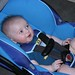 week 22- in my carseat