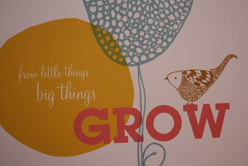 Printspace - from little things big things grow