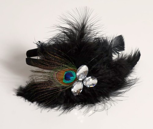 Target Queen Jewelry BLACK FEATHERS