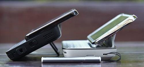 Nokia N900 jau greitai...