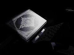 {    } (D'~) Tags: holy  quran         wajan