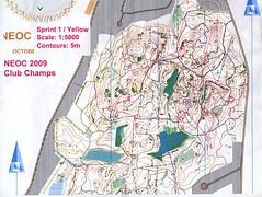 NEOC Wrentham Sprint 20090001