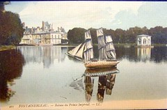 Fontainebleau France princes toy boat (oldsailro) Tags: park old boy sea summer people sun lake playing france beach water pool girl sunshine youth sailboat race vintage children fun toy boat miniature wooden pond model waves sailing ship child time yacht antique group boom mat regatta hull spectators watercraft adolescence keel fashioned fontainbleu