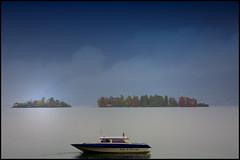isole d'autunno, con la nebbia (mbeo) Tags: autumn fog landscape ticino postcard explore nebbia autunno colori cartolina isoledibrissago mbeo