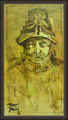 ANNUNAKI-ANNUNAKIS-SUMERIAN-GODS-NEPHILIM-ERNEST DESCALS-NIBIRU- (Ernest Descals) Tags: india art peru portraits mexico artist paint